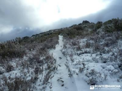 El Porrejón y Peña La Cabra; excursiones cerca de madrid; Sierra del Rincón;plano de la pedriza